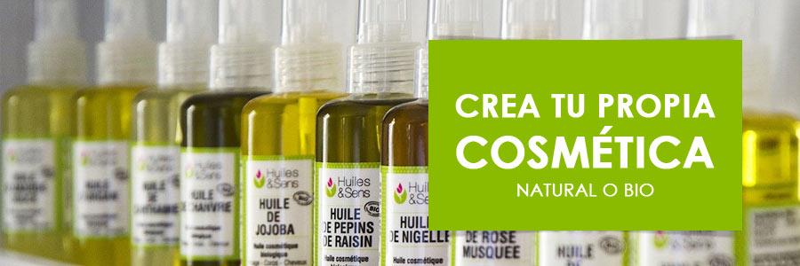 crea tu propia cosmética