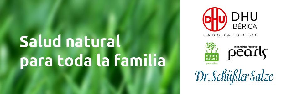 salud natural para toda la familia