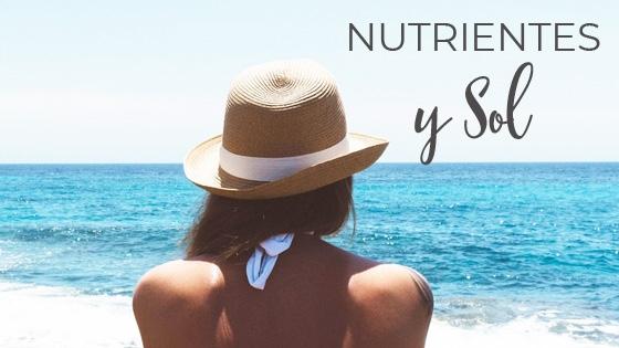 nutrientes y sol