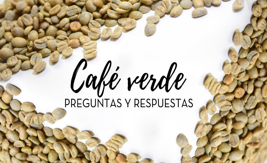 cafe verde preguntas y respuestas