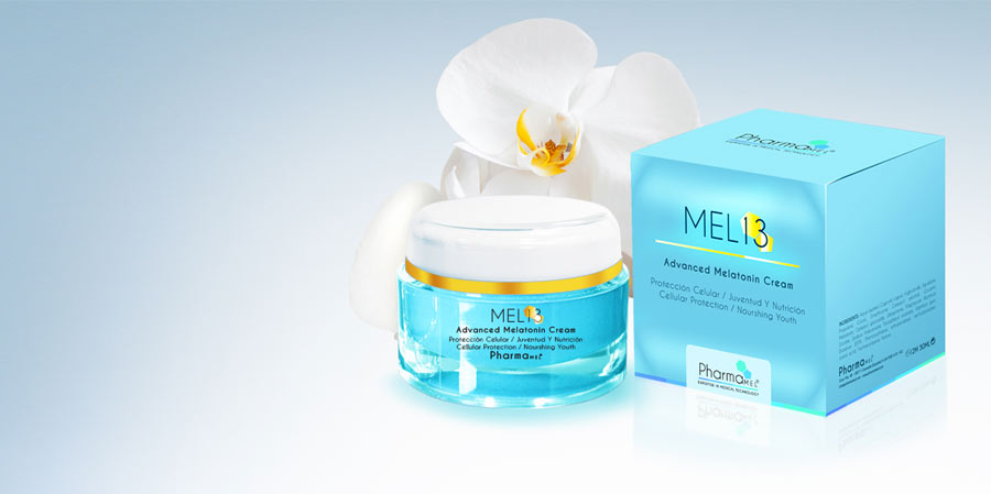Crema de melatonina MEL13