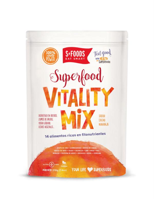 Vitality Mix de Sfoods