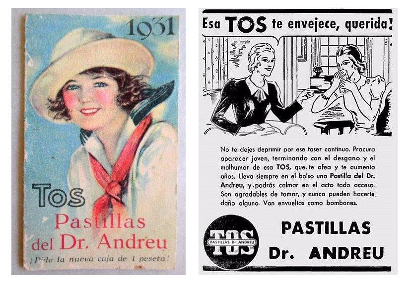 Publicidad Dr Andreu