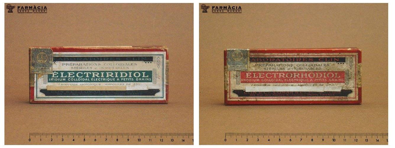 Electrorhodiol y Electriridiol