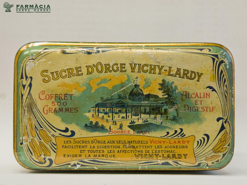 Sucre d'orge Vichy - Lardy