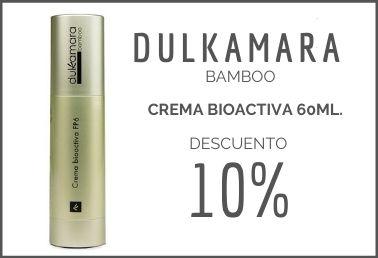 Dulkamara crema bioactiva 10% de descuento