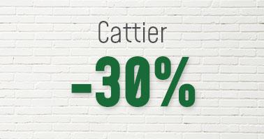 descuento 30% cattier