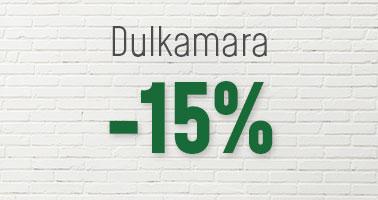 descuento 15% dulkamara