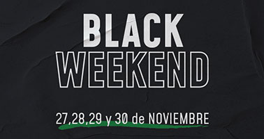 black weekend 2020