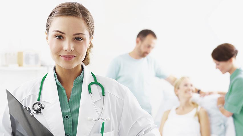 personal de la salud