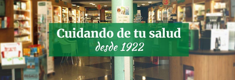 Farmacia Serra. Cuidando de tu salud desde 1922