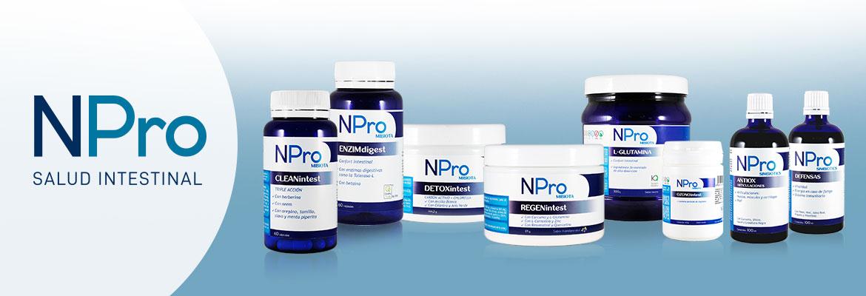 NPro Salud Intestinal