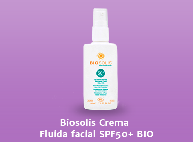 biosolis crema fluida facial spf50 BIO