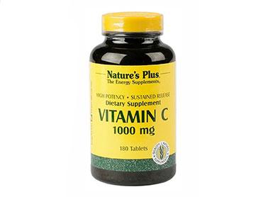 Vitamina C de liberación sostenida